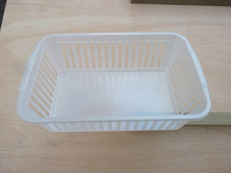 Mink raft tracking cartridge basket
