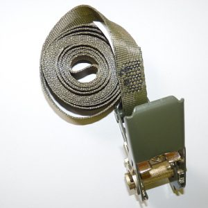 Endless Green Ratchet Strap for Mount Trail Cameras