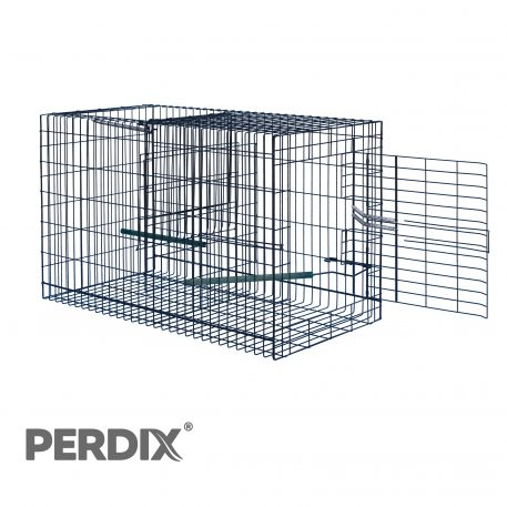 Larsen Combination Trap for magpies and crows - Combination catching cage