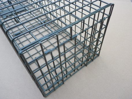 PERDIX Squirrel Cage Trap with door closed