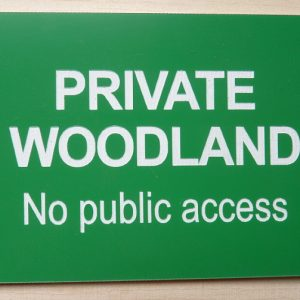 Private-woodland-gate-sign