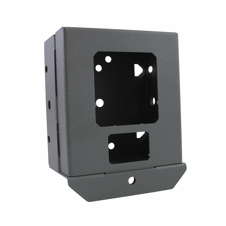 Grey Security Enclosure For Reconyx Hyperfire Trail