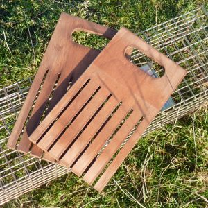 PERDIX Trap Combs for guiding capture animals in cage traps