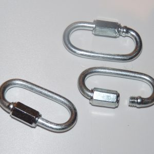 High quality zinc plated quick links