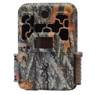 Front view of the new 2017 Browning Spec Ops Extreme covert scouting and wildlife management trail camera