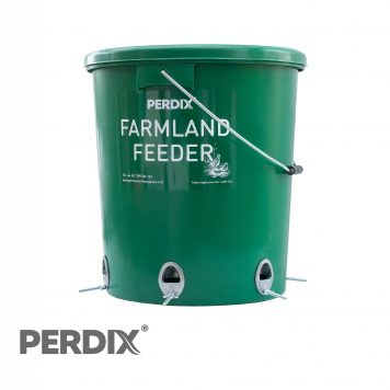 PERDIX Farmland Bird Feeder 5 port long
