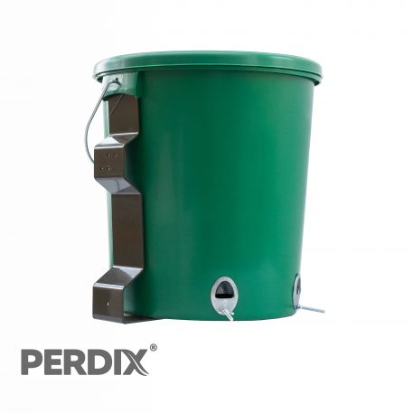 PERDIX Farmland Bird Feeder with Post Mount