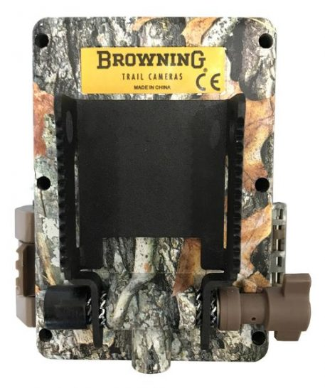 Browning Dark Ops Pro XD Back View