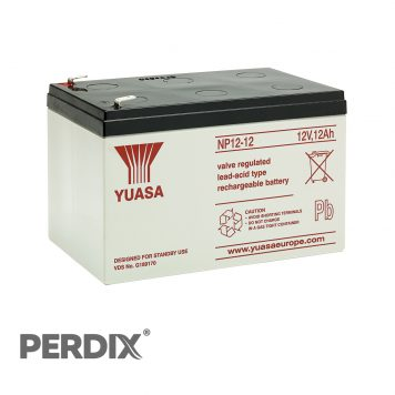 Yuasa NP12 12V Sealed Lead Acid Battery