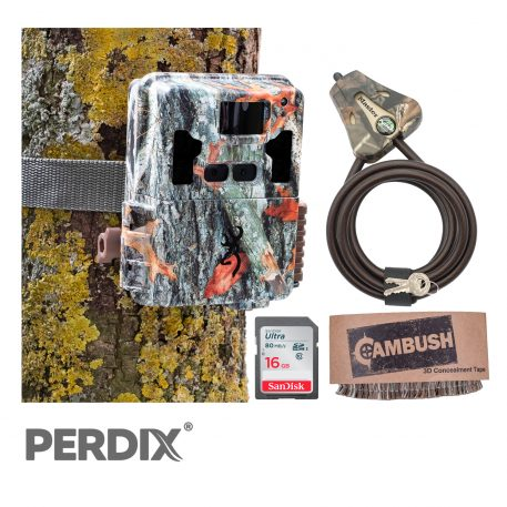 Browning Dark Ops Pro XD Trail Camera Camo Package