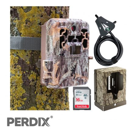 Browning Spec Ops Advantage Trail Camera Security Package