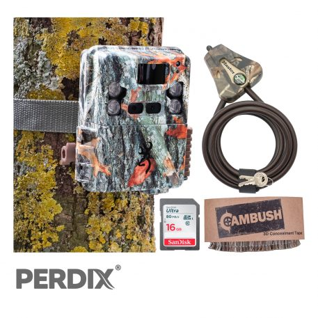 Browning Strike Force Pro XD Trail Camera Camo Package
