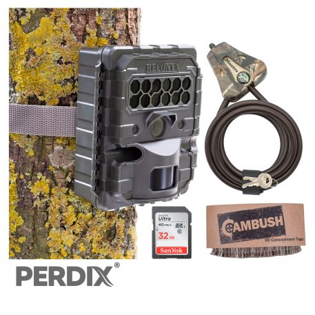 Reconyx HS2X Hyperfire 2 Security Covert IR Camera Camo Package