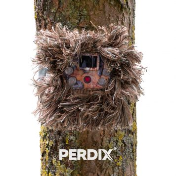 CAMBUSH 3-D trail camera adhesive camoflage