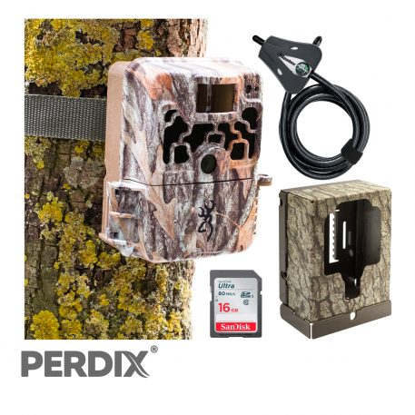 Browning Dark Ops Extreme Trail Camera Security Package