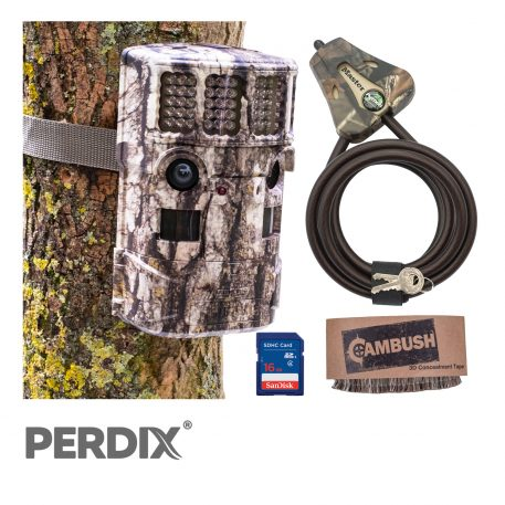 Moultrie P-120i Panoramic Camera Camo Package