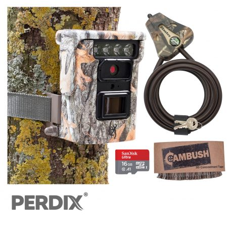 Browning Defender 850 WiFi Trail Camera Camo Package