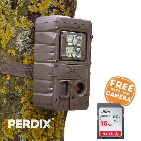 Cuddeback Double Barrel Strobe Trail Camera