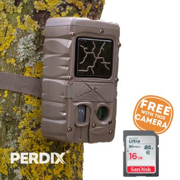 Cuddeback Power House Black Flash Trail Camera