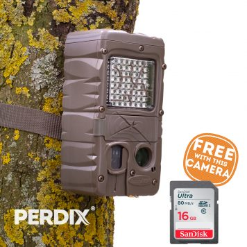 Cuddeback Power House IR Trail Camera