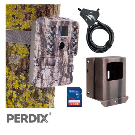 Moultrie M-50 Trail Camera Security Package (1 of 1)
