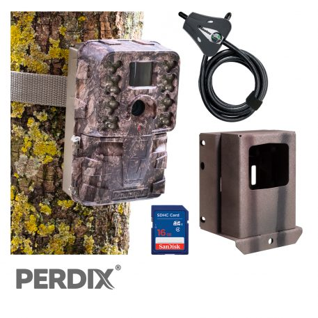 Moultrie M50i Trail Camera Security Package
