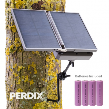 Boly Solar Charger BC-02 inc batteries