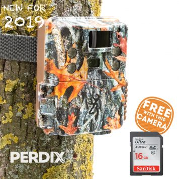 Browning Strike Force Sub Micro Series Apex Trail Camera