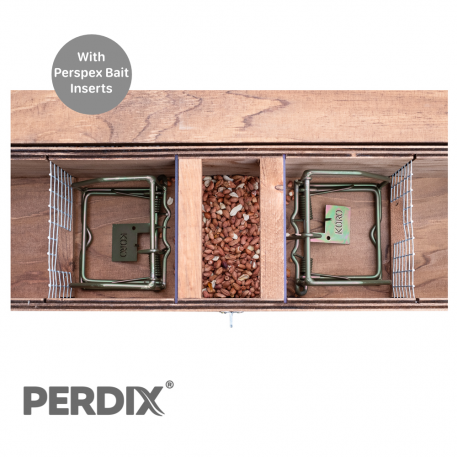 PERDIX Squirrel Trapping Tunnel with perspex inserts 3