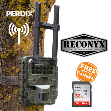 Reconyx HF2XC HyperFire 2 Cellular Covert IR Camera