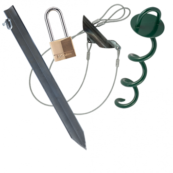 Trap Anchoring & Security